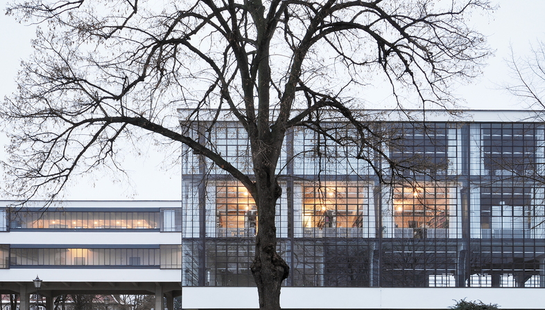 Oscar Da Riz. Bauhaus Dessau.