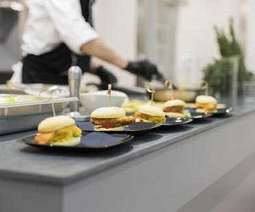 SapienStone llega a Espacio Cocina… sobre ruedas