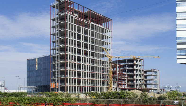 Edificio de bajo impacto ambiental – Oficinas de C.F. Møller en Aarhus