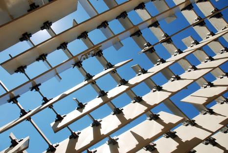 Pabellón de hormigón reforzado con fibra de vidrio Fibre-C - SDA