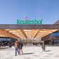 Estructura de madera para la nueva entrada del Keukenhof Garden - Mecanoo Architecten