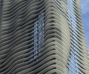 La Aqua Tower de Studio Gang en Chicago