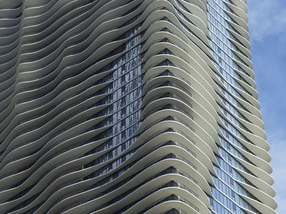 La Aqua Tower de Studio Gang en Chicago