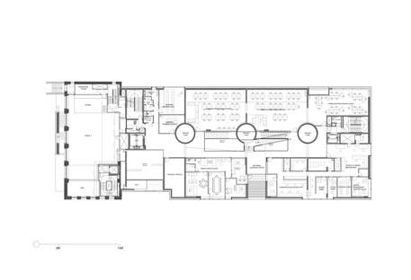 La Glasgow School de Steven Holl y sus túneles de luz vertical