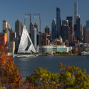 Courtscrapere W57 por BIG Bjarke Ingels Group en Manhattan