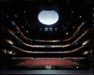 Mármol italiano para el Teatro de la Ópera y Ballet de Oslo diseñado por Snøhetta