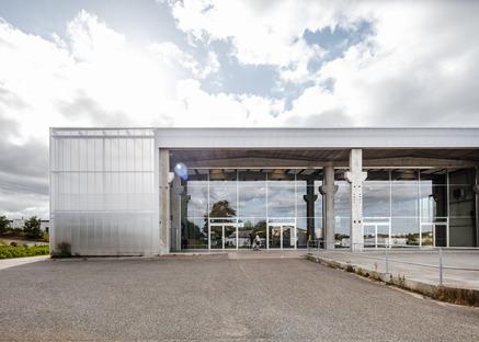 Un almacén restaurado por Effekt Architects para adaptarlo a los deportes callejeros