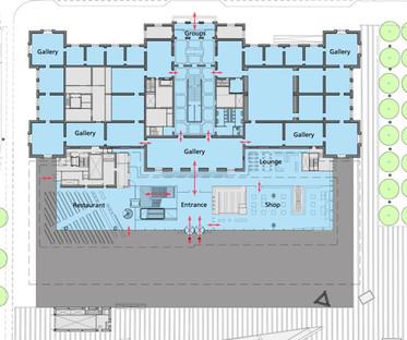 Tenax y Twaron para el Museo Stedelijk de Benthem Crouwel Architects