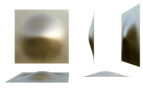 Torreón de Tramoya revestido de aluminio, por Benthem & Crowel