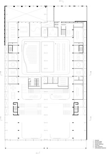 """LocHal, una biblioteca con """"calefacción para la persona"""" por CIVIC"""