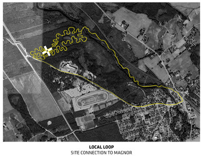 The Plus, fábrica verde de mobiliario urbano Vestre, por BIG