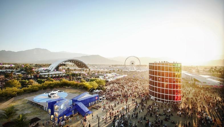 Vertipuertos para la ciudad del futuro, por MVRDV