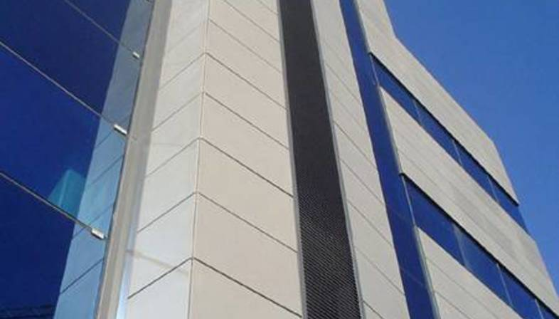 Fachadas ventiladas, paredes ventiladas y revestimientos