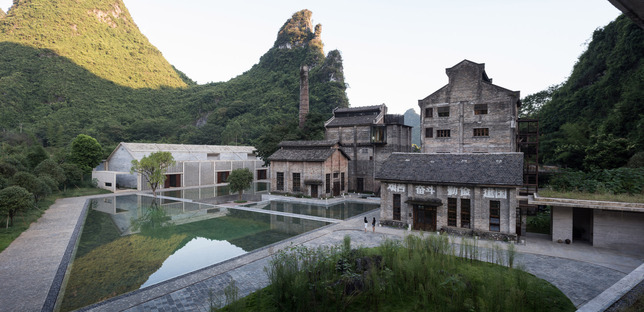 Vector Architects, Alila Yangshou