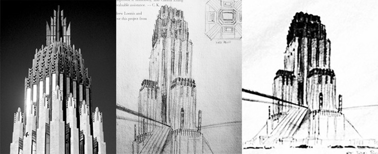 <strong>CÓMIC Y ARQUITECTURA</strong><br />